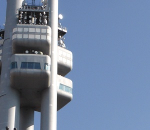 Zizkow Television Tower